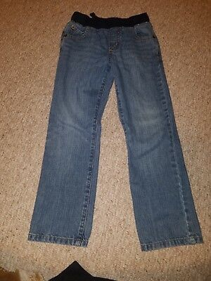 Boys Gymboree Pull On Jeans Size 6