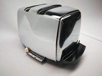 Vintage Sunbeam 20-3 AG Radiant Control Chrome Toaster - Free US Shipping! Retro
