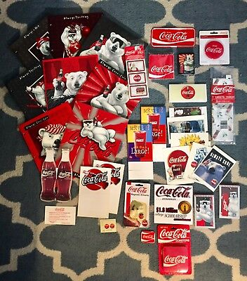Coca cola Lot of Coke 35 Items Rare Collectibles Vintage