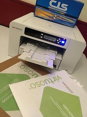 Sawgrass Virtuoso SG400 HD Sublimation Printer - Used, Great Condition