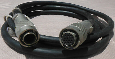 Video camera control cable  14 pin to 14 pin
