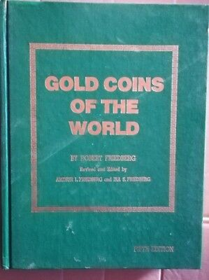 Catalogo Monete Oro Gold coins of the world (fifth edition).