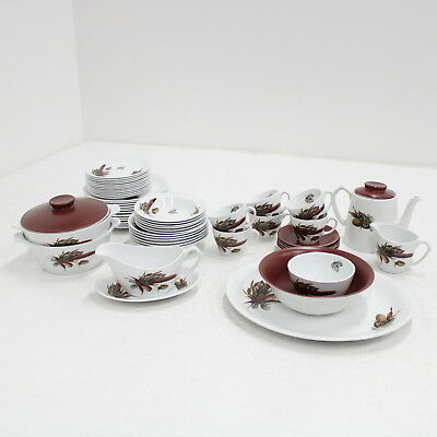 Alfred Meakin England Glo-White Ironstone 56 Piece Set *PICK UP ONLY* #307