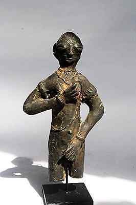 Old House  Figure from the Timor,  Indonesia