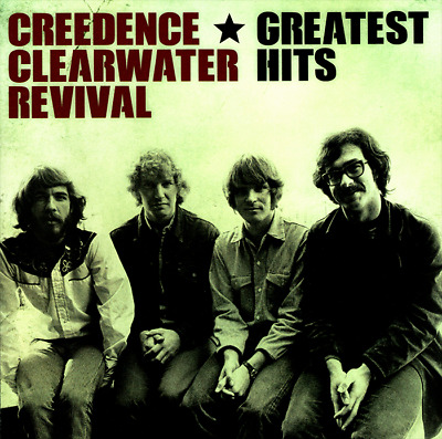 Creedence Clearwater Revival - Greatest Hits CD 2014 Fantasy Records ** NEW **