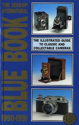JESSOPS - Blue Book of collectable Cameras - 1991 - 21x13.5 cm - 396 p.