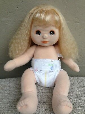 My Child Doll ~ '88  Blonde Crimp ~ Details & Pics Added ~ Replica Nappy