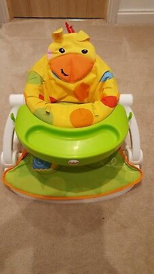 Other Fp Giraffe Sit Me Up Floor Seat Sitme Fisherprice Buy One Give One