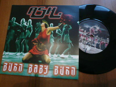 ASH Burn Baby Burn - Infectious Records INFECT 99S - new!