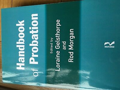 Handbook of Probation, , Used; Good Book