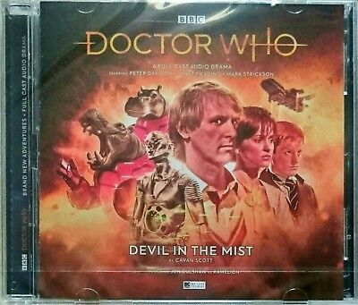 Doctor Who - Devil in the Mist - Big Finish CD No. 247 (New and Sealed)