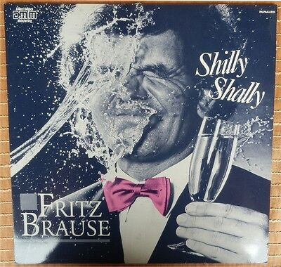 0LP - Fritz Brause Shilly Shally