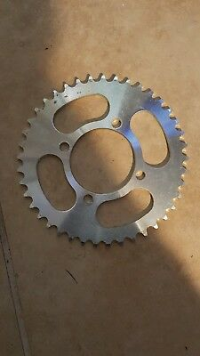 GO-KART LIVE AXLE Sprocket - 40/41/420 Chain 60 Tooth with 1
