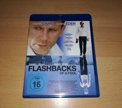 Flashbacks of a fool Blu Ray Daniel Craig James Bond Spectre Skyfall Harry Eden