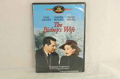 Like New Used Dvd Classic Drama Movie The Bishop's Wife Cary Grant Loretta Young