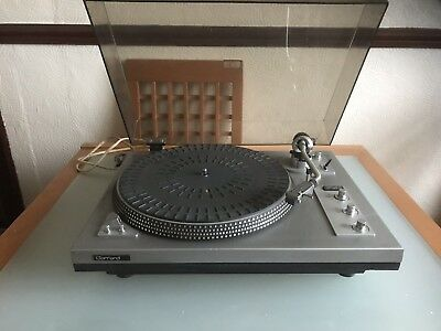 Garrard GT35P-1 Stereo Turntable Hi-Fi Separate Record Player + Instructions
