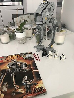 Lego 75083 Star Wars Rebels AT-DP Complete