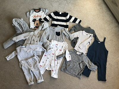 Baby Boy Bundle 3-6 Months Zara, Next, White Company, M&S, H&M
