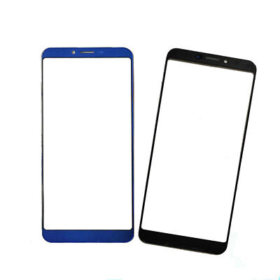 For 5.99 inch Cubot X18 Plus Front Glass Lens Outer Touch Panel Replacement