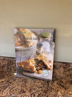 Thermomix TM5 The British Isles on a Plate cook book