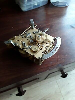Smiths Weztminster  Chiming Clock Movement Parts Only