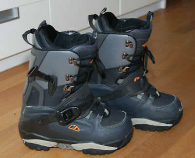 F2 Sample Intec Step In Soft Boot Gr. 27,5
