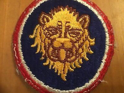 Ww2 Us Army 106Th Infantry Division Original Patch