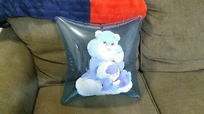 Inflatable Care Bear Pillow
