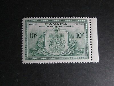 Canada 1946 10c Special Delivery Mounted Mint