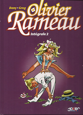 Integrale Olivier Rameau Tome 2 Eo Comme Neuf