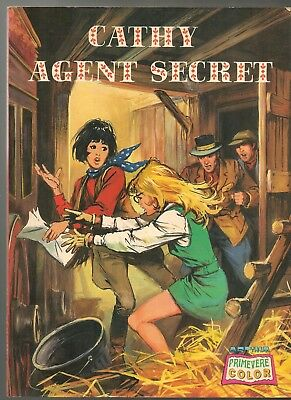 Cathy Agent Secret Collection Grand Format Artima Primevere Color