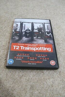 T2 Trainspotting DVD New In Case Includes Special Features