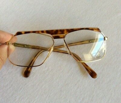 Vintage Cazal 7 series Men's Eyeglasses Frame , For Parts