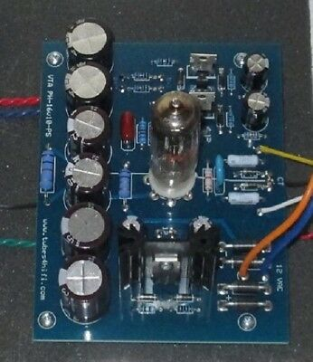 custom high-end power supply for EAR834 phono