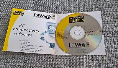 PSION PsiWin2 PC Connectivity Software CD-Rom - Version 2.3