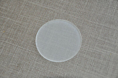 Zeiss - 83 mm Round Glass Plate for Stereo Microscope Base