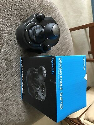Logitech Driving Force Shifter/ Gearstick - With Box For G29/G920 PS4/Xbox