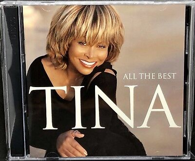 Tina Turner - All The Best, (Very Best Of / Greatest Hits), Double Cd Album.