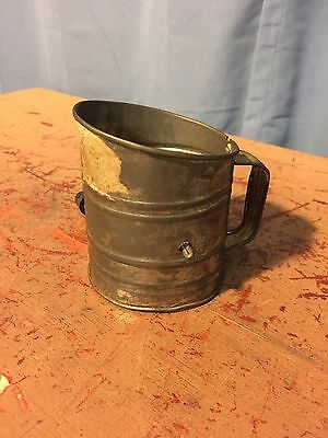 Vintage Small Sifter Made in USA FREE SHIPPING..!!!