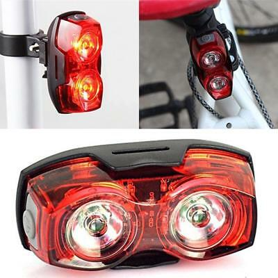 LED Bicycle Bike Mountain Rear Tail Light Taillight Red Focus Warning Lamp hot