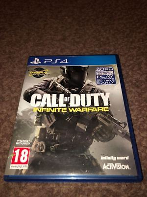 Call of Duty: Infinite Warfare for  Sony PlayStation 4 - MINT + FAST DISPATCH!