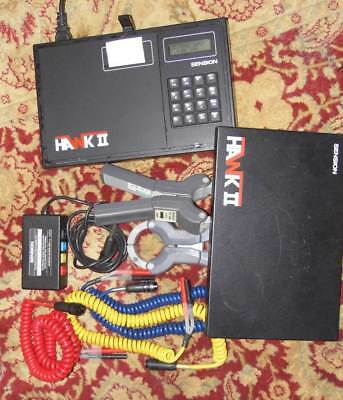 Hawk II power analyser Energy meter one or 3 Phase