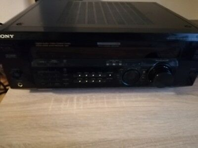 SONY STR DE 635 RDS FM Stereo FM/AM Receiver Surround Receiver