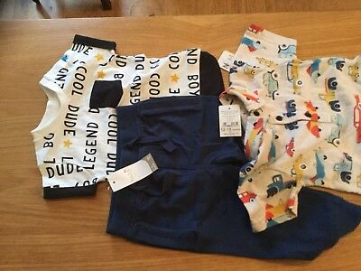 Baby Boy Bundle 6 -12 Months