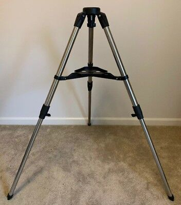 """iOptron 1.5"""" Stainless Steel Tripod for SmartEQ & SkyTracker Mounts"""
