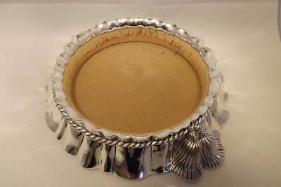 Sovereign Silver Plated Magnum Champagne Wine Bottle Coaster 0364-JH-W46
