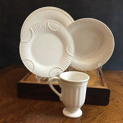 Lenox BUTLER'S PANTRY Mug, Dinner Plate, Luncheon Plate or Ind Pasta Bowl