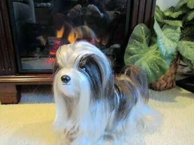 Life Size Lhasa Apso Handcrafted Dog