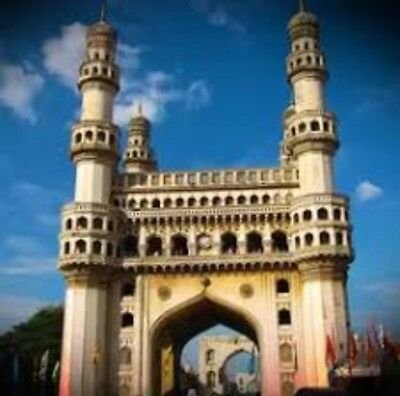 """Hyderabad """"The Heart Of India"""" 16mm Film"""