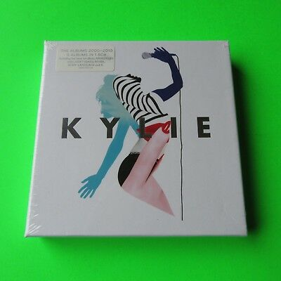 Kylie Minogue - The Albums 2000-2010 - 5 Albums In 1 Box (5 CD Box Set) SEALED